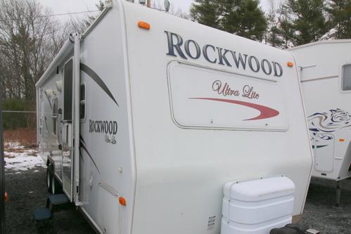 2007 Rockwood Rv Ultra Lite