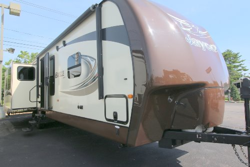Bedroom : 2014-JAYCO-338RETS