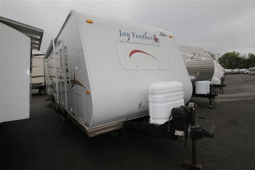 Used 2006 Jayco Jayfeather 25LTZ Travel Trailer For Sale