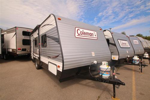 New 2016 Coleman Coleman CTS16FB Travel Trailer For Sale