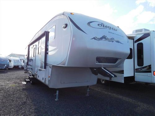 2012 Keystone COUGER HIGH COUNTRY