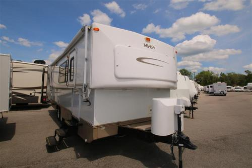 Used 2007 Hi Lo Classic 28C Travel Trailer For Sale