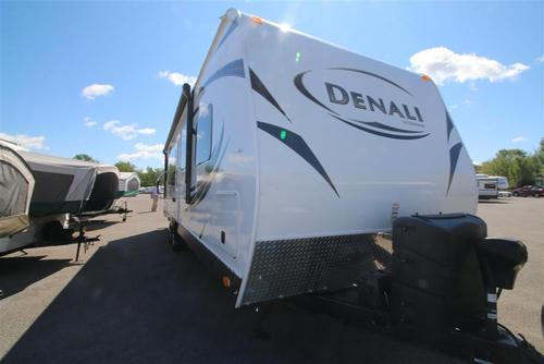 Used 2014 Dutchmen Denali M-289RK Travel Trailer For Sale