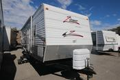 New 2007 Crossroads Zinger M-29 FB Travel Trailer For Sale