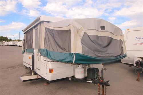 Used 2003 Coleman Cheyenne 12 Pop Up For Sale