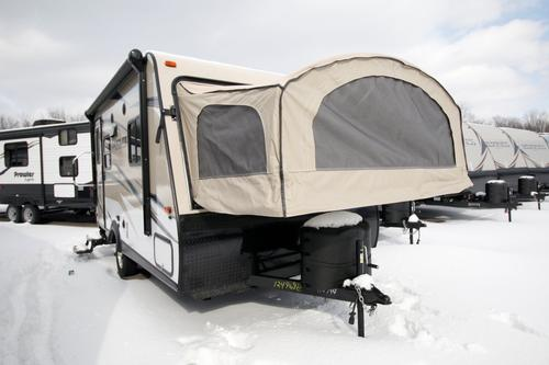 2016 Hybrid Travel Trailer Dutchmen Aerolite