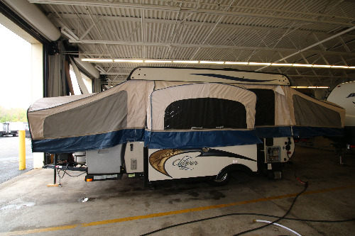 Bathroom : 2013-COACHMEN-M-1285SST