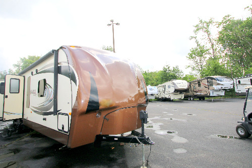 Bathroom : 2014-JAYCO-338RETS