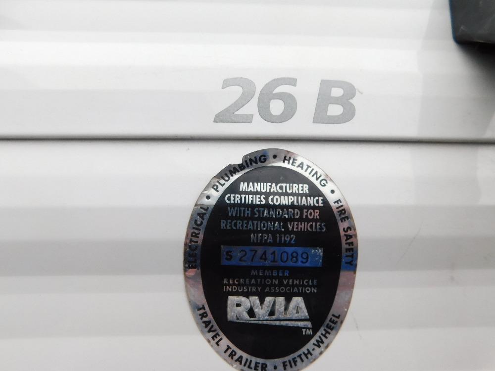 2012 Keystone RV 26b