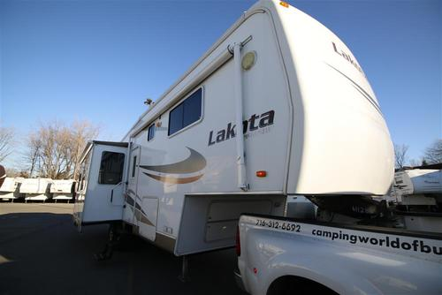 2006 Mckenzie Towables Lakota