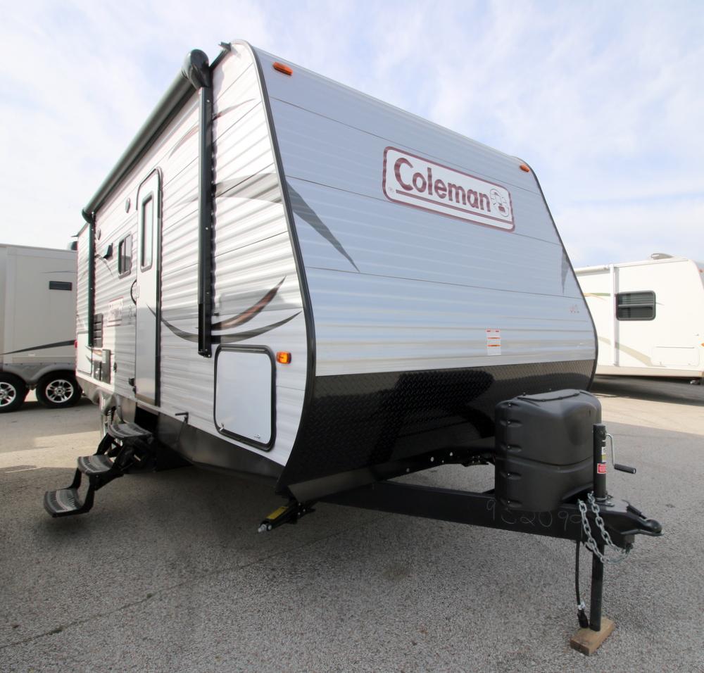 Camping World Council Bluffs >> 2016 Coleman Coleman Cts225qb - Camping World Of Omaha