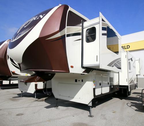 2016 Heartland Bighorn 3750fl Camping World Of Omaha