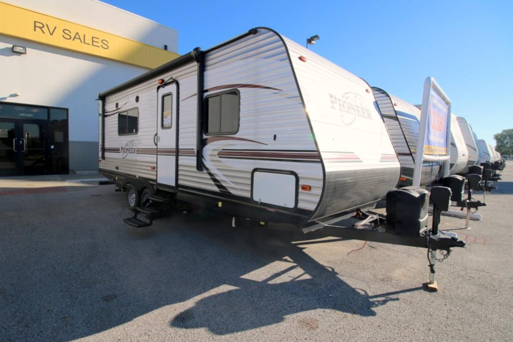 2016 Heartland Pioneer Rb220 Camping World Of Omaha