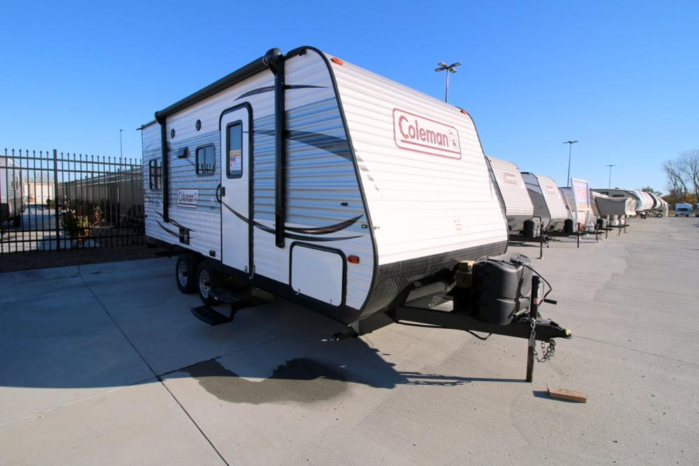 Camping World Council Bluffs >> 2016 Coleman Coleman Cts192rd - Camping World Of Omaha - 1368728