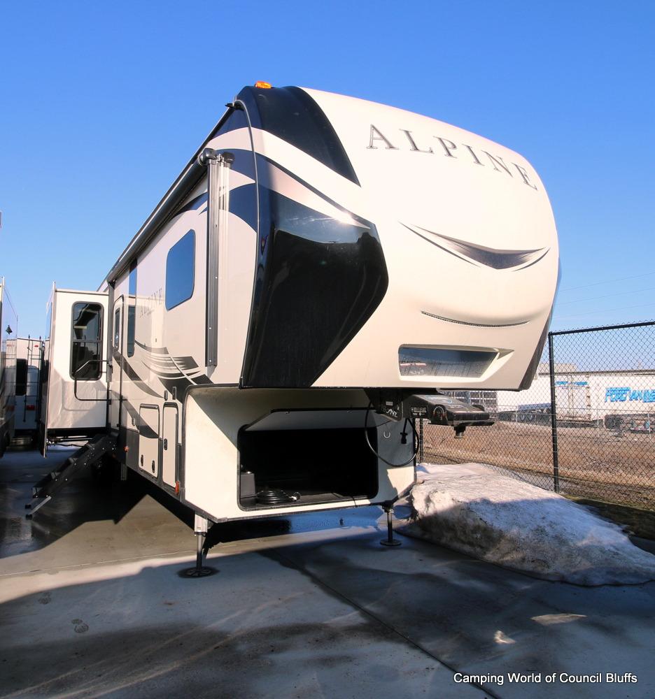 Camping World Council Bluffs >> Keystone Alpine 3501RL - Camping World Hkr - 1604031
