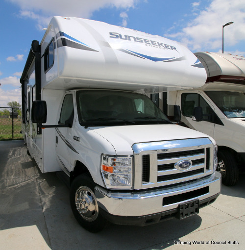 RV : 2019-FOREST RIVER-2860DSF