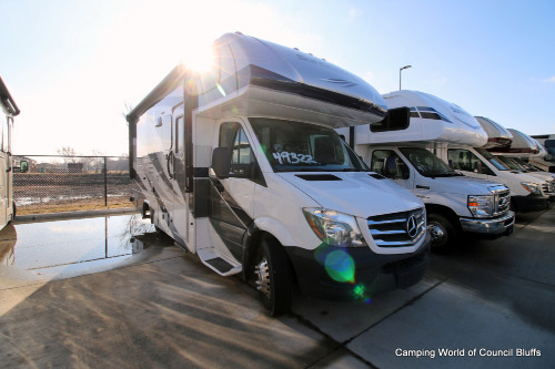 Camping World Council Bluffs >> New Or Used Class C Motorhomes For Sale Camping World Rv Sales