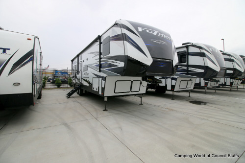 Camping World Council Bluffs >> Keystone Fuzion 369 RVs for Sale - Camping World RV Sales