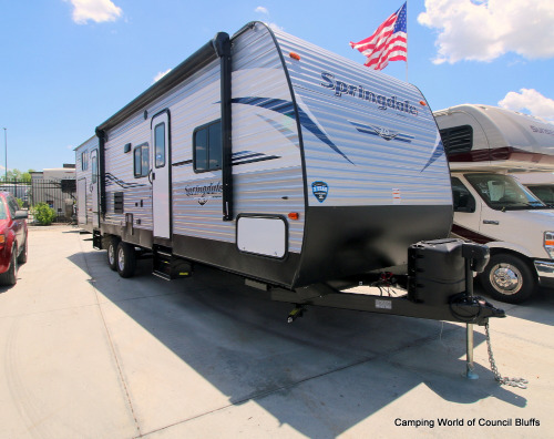Camping World Council Bluffs >> Keystone Springdale 303bh Camping World Hkr 1678483