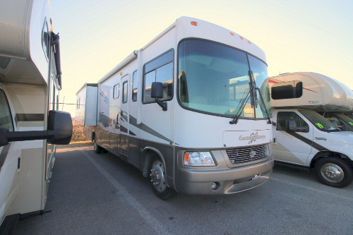RV : 2007-FOREST RIVER-350DS