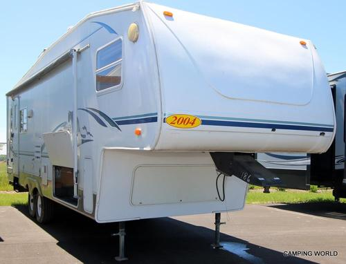 Used 2004 Keystone Cougar 285 Fifth Wheel For Sale