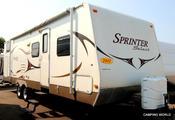 Used 2011 Keystone Sprinter 29BH Travel Trailer For Sale