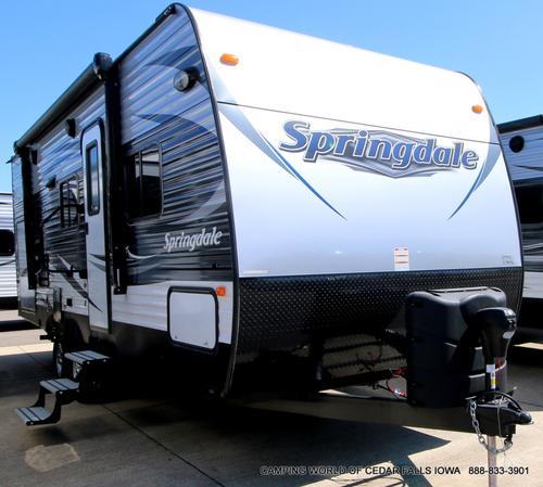 2017 Keystone Springdale