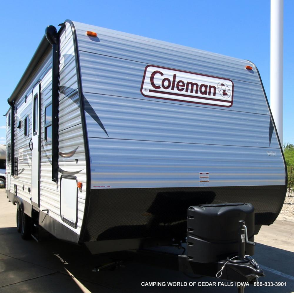 2017 Coleman Coleman Cts262bh Camping World Of Cedar