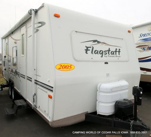 Used 2005 Forest River Flagstaff 26RGS Travel Trailer For Sale