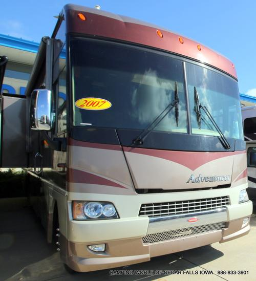 2007 Adventure Mfg Winnebago