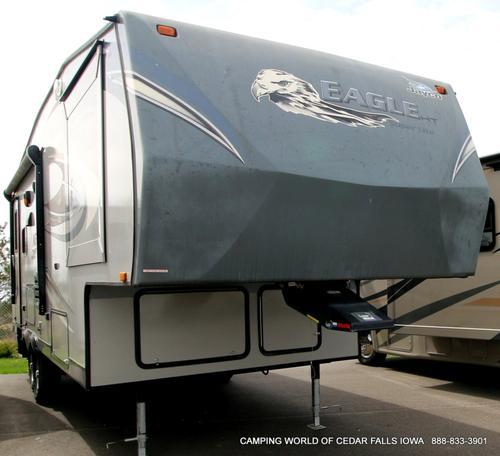 2012 Jayco Eagle Super Lite