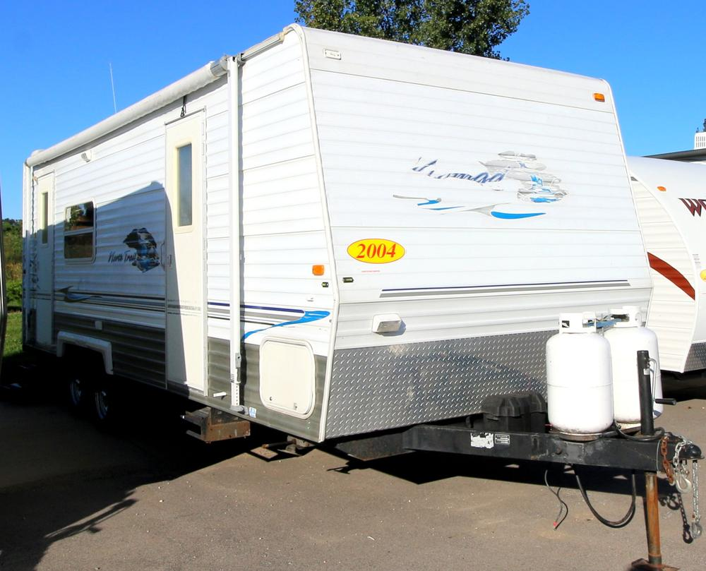 2004 nomad north trail 2500 camping world of cedar falls for Nomad scheduler
