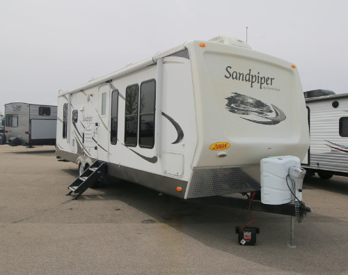 Exterior : 2008-FOREST RIVER-291RL