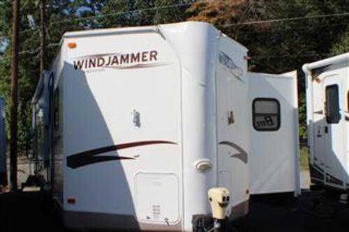Used 2011 Forest River Windjammer 3001W Travel Trailer For Sale