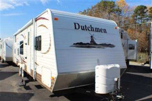Used 2010 Dutchmen Lite 28G-GS Travel Trailer For Sale