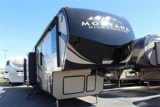 2016 Fifth Wheel Keystone Montana
