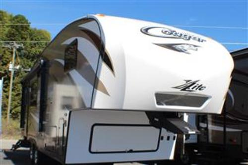 Used 2016 Keystone Cougar 25RKS Fifth Wheel For Sale