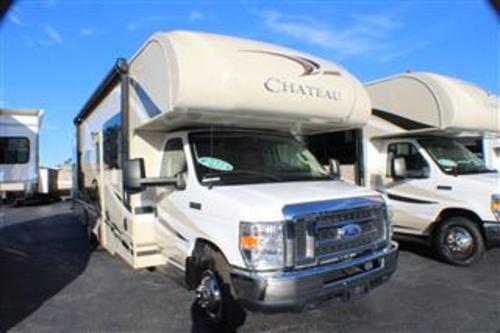 Used 2015 Thor Citation 31W Class C For Sale
