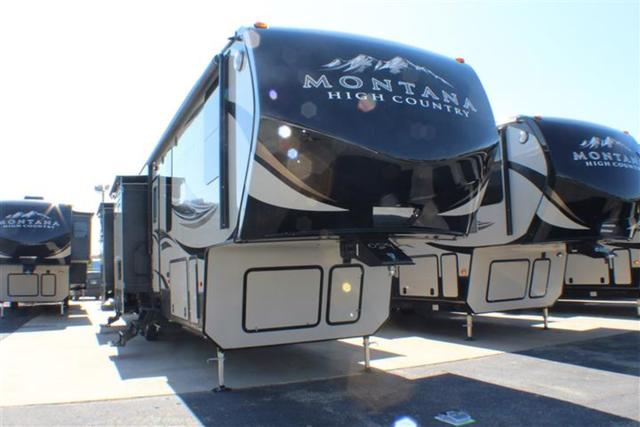 2017 Fifth Wheel Keystone Montana