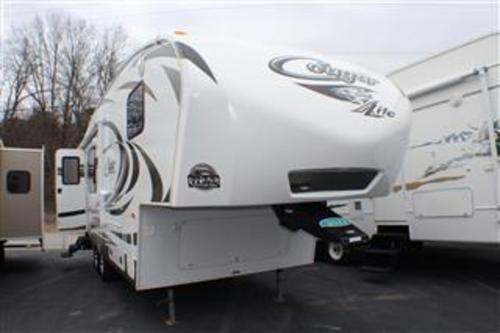 Used 2013 Keystone Cougar 27RKS Fifth Wheel For Sale
