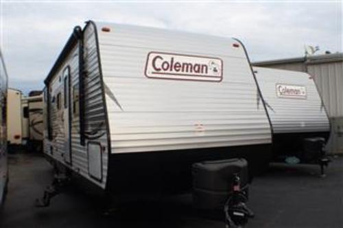2017 Travel Trailer Coleman Coleman