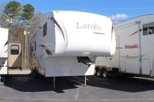 2008 Keystone Laredo
