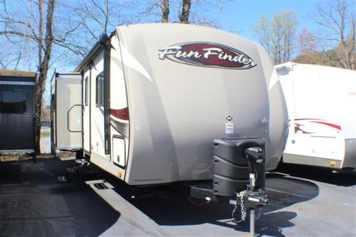 2015 Cruiser RVs Funfinder