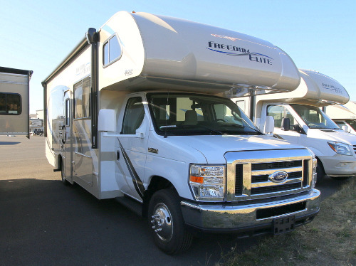 Thor Freedom Elite 26HE RVs for Sale - Camping World RV Sales