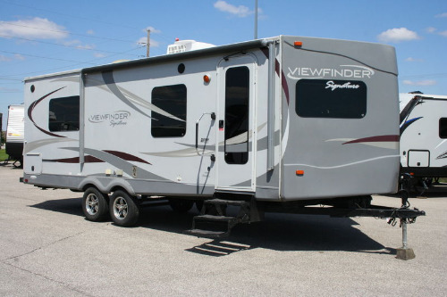 Exterior : 2014-CRUISER RV-24SD