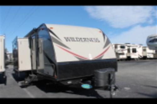New 2015 Heartland Wilderness 2375BH Travel Trailer For Sale