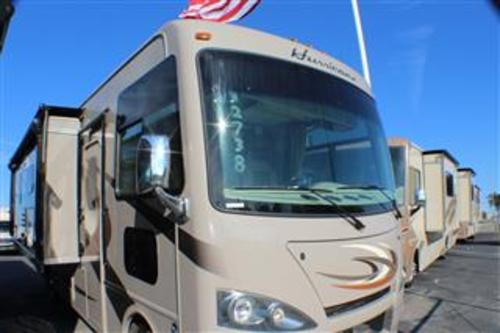New 2016 THOR MOTOR COACH Hurricane 27K Class A - Gas For Sale