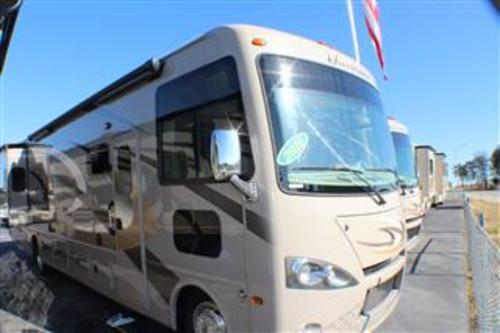 New 2016 THOR MOTOR COACH Hurricane 35C Class A - Gas For Sale