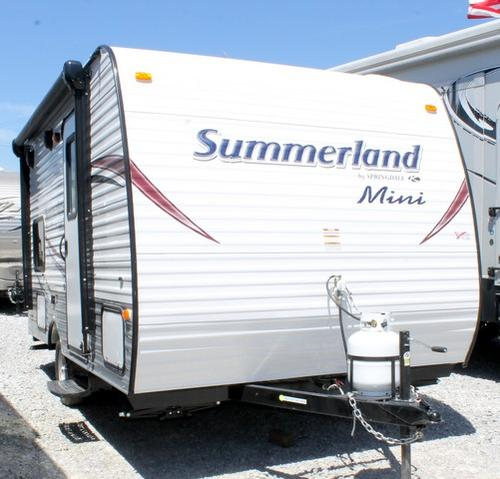 New 2016 Keystone Summerland 1600BH Travel Trailer For Sale