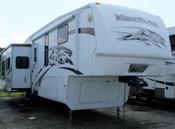 Used 2008 Keystone Montana 3585 SA Fifth Wheel For Sale